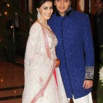 ritesh geneliawedding 150x150 Genelia Dsouza and Riteish Deshmukh Wedding Pics and Video